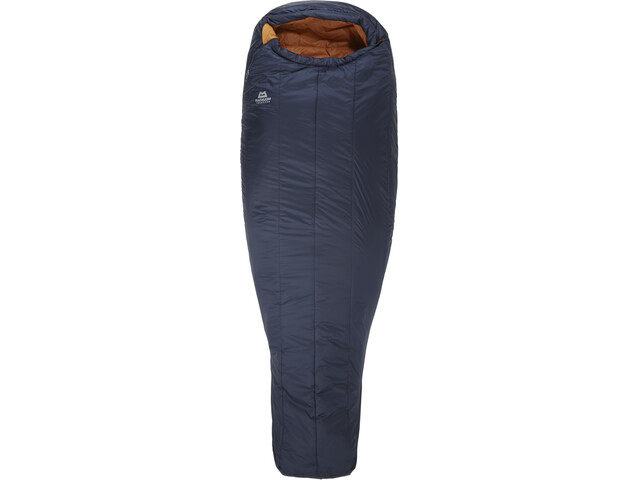 Mountain Equipment Nova III Saco de Dormir Largo, cosmos/blaze